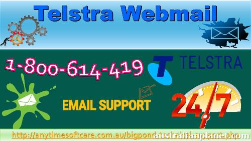 Telstra webmail login welcome